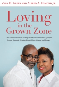 loving in the grown zone book cover