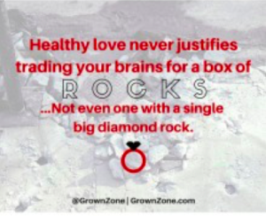 Your Brain for A Box of Rocks