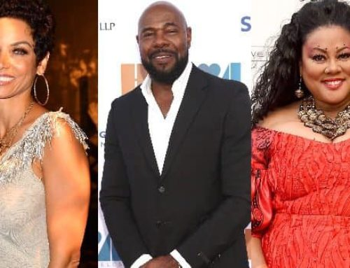 Lela Rochon and Antoine Fuqua: Weight Gain Does Not Cause Infidelity And Weight Loss Can't Prevent It